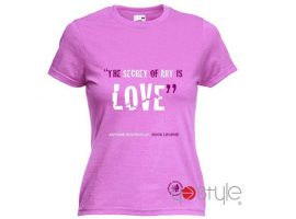 Women T-Shirt Roundneck