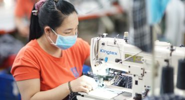 Export of textile industry has many advantages in 2016
